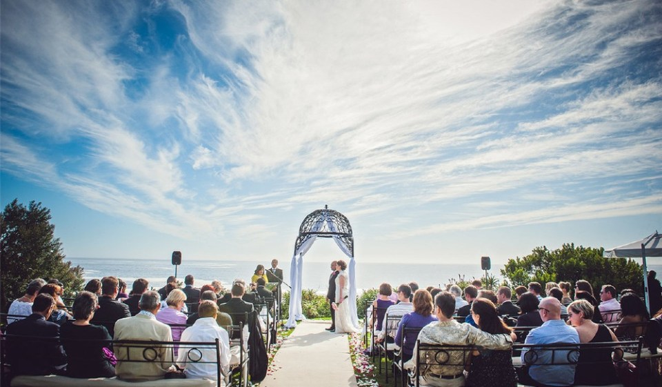 Twelve Apostles wedding venues cape town