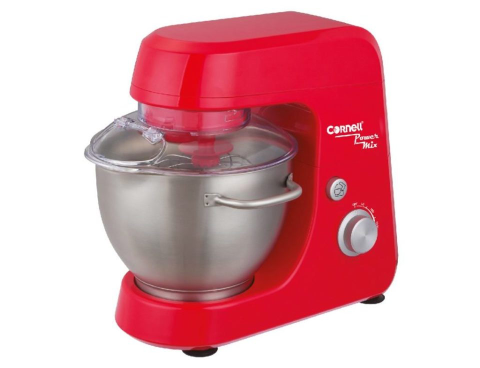 Cornell 4.2L Stainless Steel Stand Mixer singapore Heavy Duty 600W
