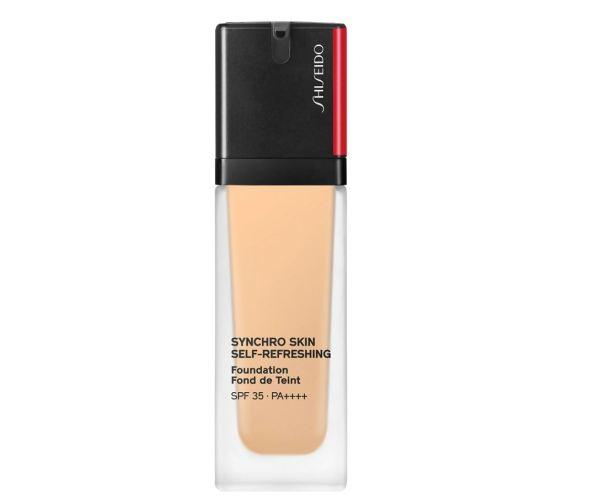 Shiseido Makeup Synchro Skin Self-Refreshing best Foundations singapore
