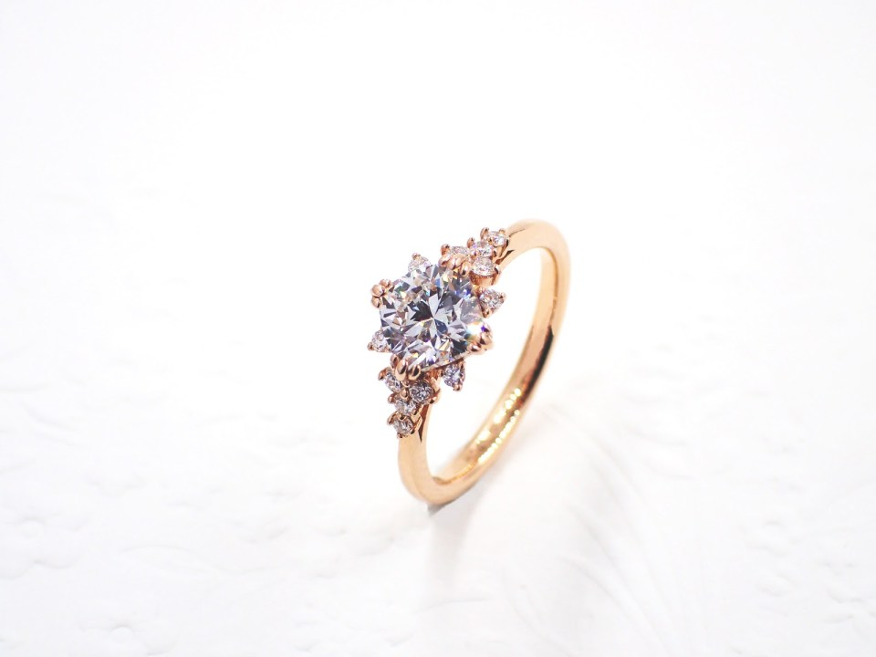 ling jewellery engagement ring