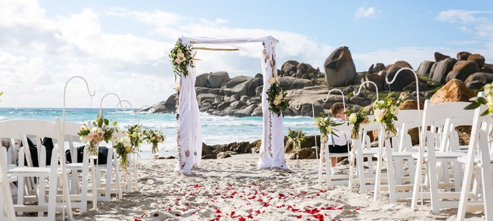the bay hotel wedding venues cape town