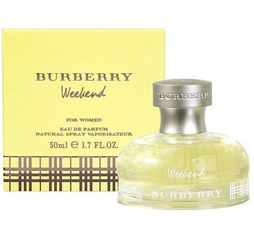 Burberry Weekend for Women Eau De Parfum Spray 100ml/3.3oz perfumes singapore