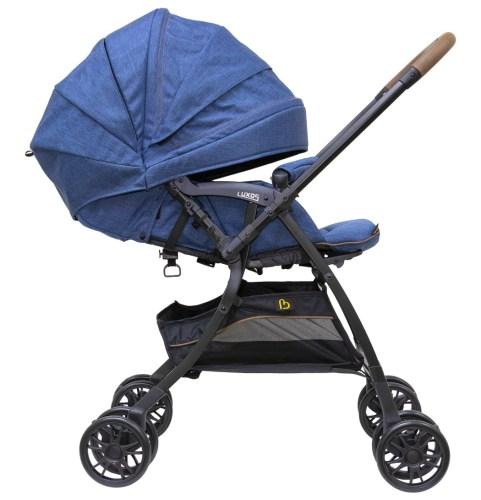 Bonbijou Luxos+ Stroller