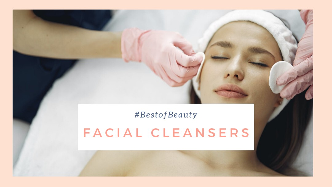 Facial cleansers singapore