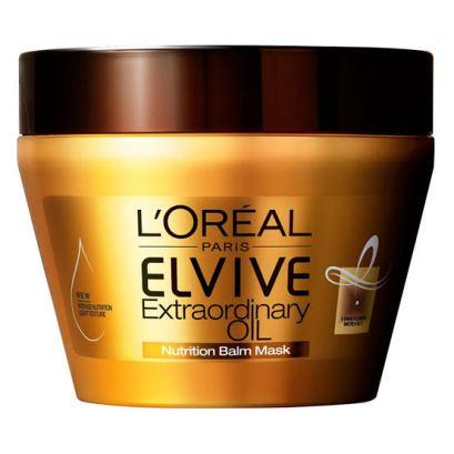 L'Oreal Paris Elseve Extraordinary Oil-Balm Hair Mask singapore