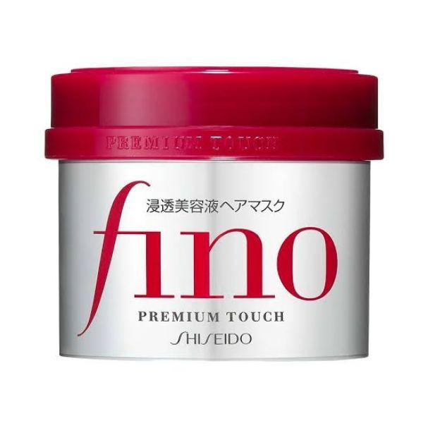 Shiseido Fino Premium Touch Hair Masks singapore
