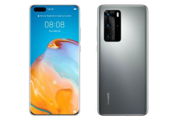 Huawei P40 or Huawei P40 Pro