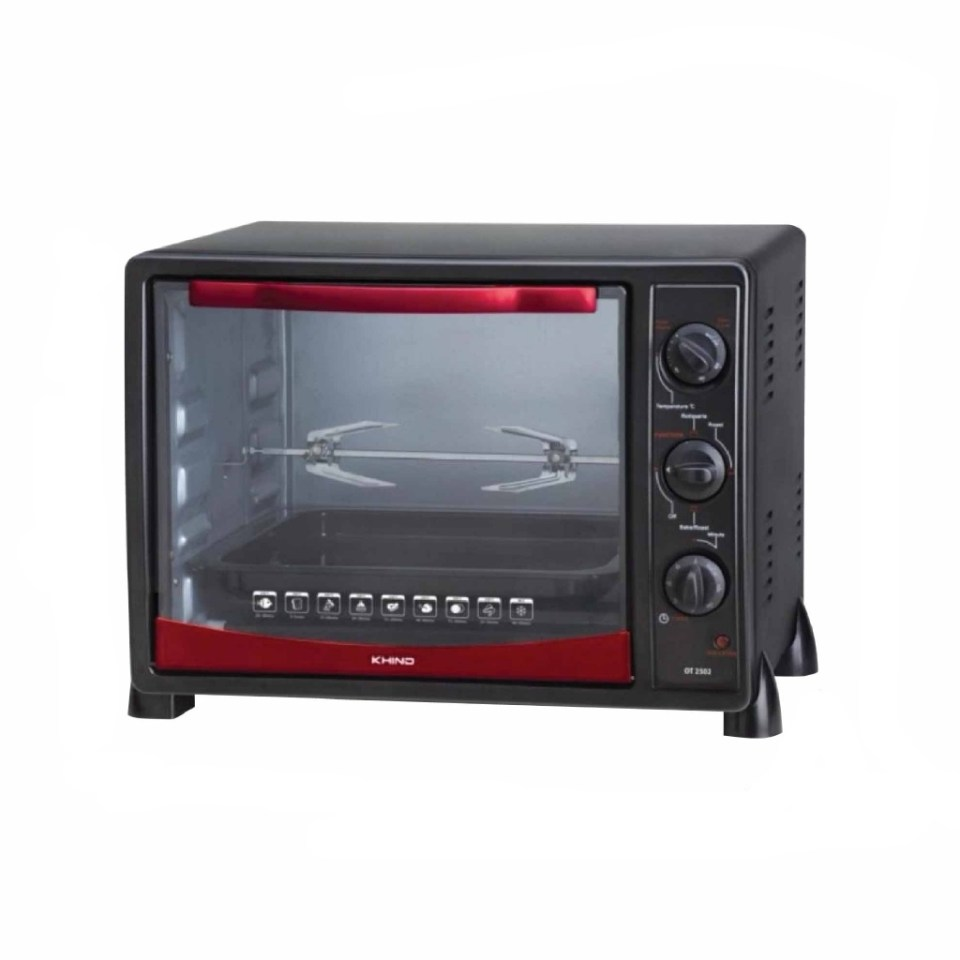 Khind OT5205 Electric Oven malaysia
