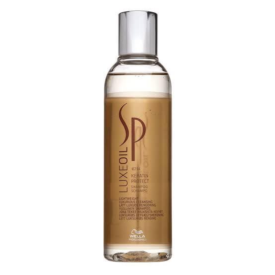 WELLA SP Luxe Oil Keratin treatment singapore Protect Shampoo