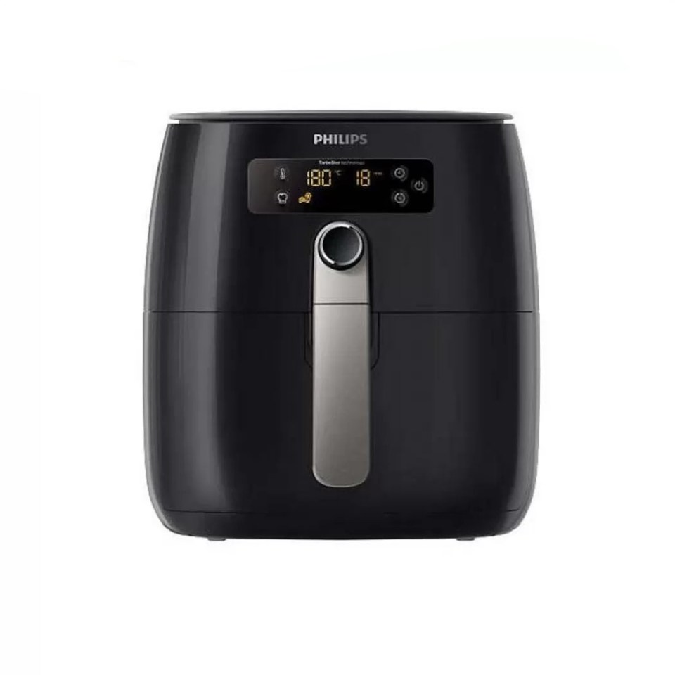 Philips Avance Collection Air Fryer Malaysia PLP-HD9643