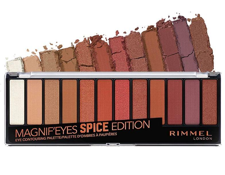Rimmel London Rimmel Magnif'eyes Eyeshadows singapore Spice