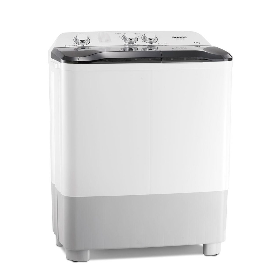 Sharp Semi Auto Washing Machines Malaysia EST7015