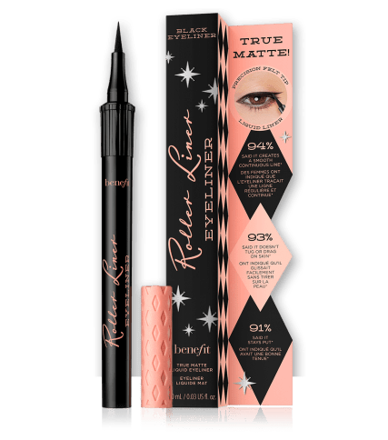 Benefit Roller Liner Black best Eyeliner singapore Pencil