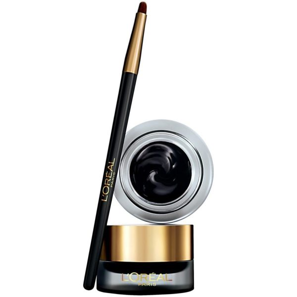 L'Oréal Paris Infallible Lacquer best Eyeliner singapore, Blackest Black