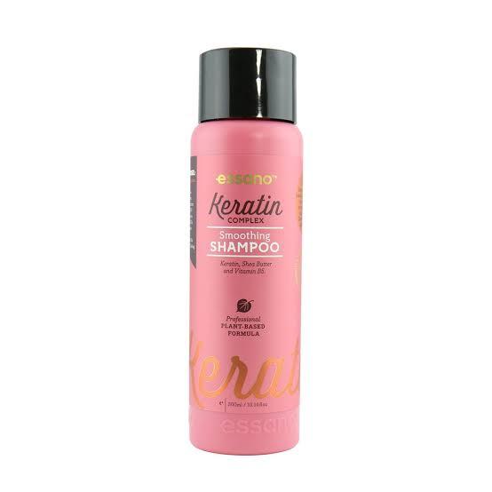 Essano Keratin treatment singapore Smoothing Shampoo