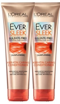 L'Oreal Paris Ever Sleek Keratin Caring Conditioner