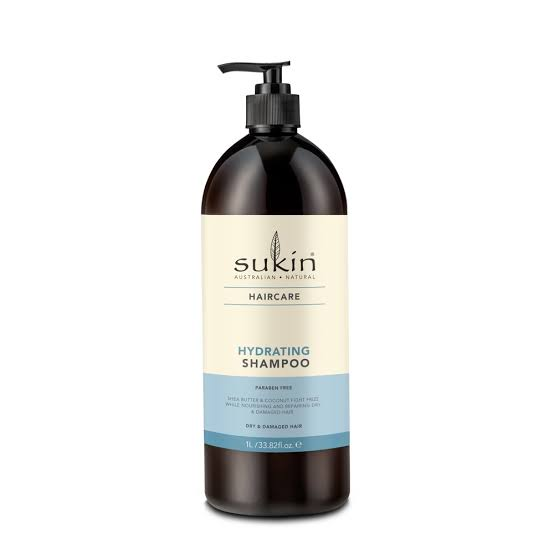 Sukin Hair best Shampoo singapore