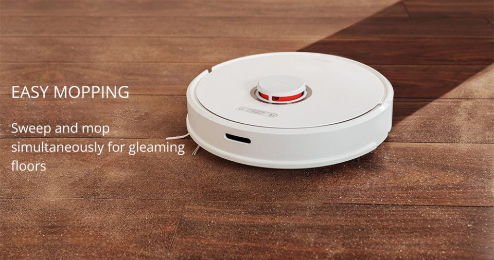 best robot vacuum cleaner singapore Roborock S6