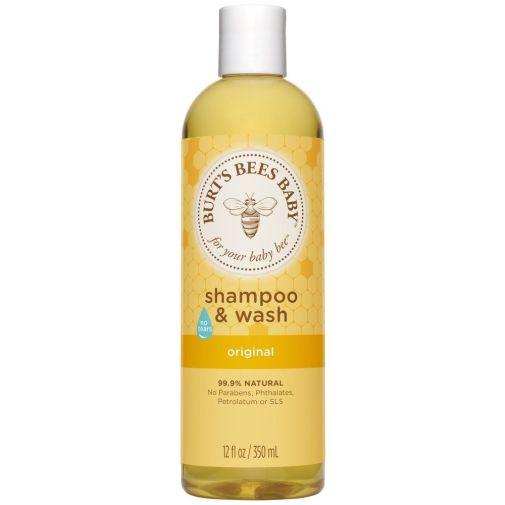 shampo bayi lebah dan cuci burts