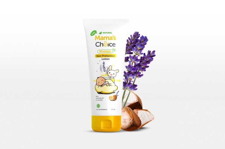 Mama's Choice Baby Mozzbye Skin Protection Lotion - mosquito repellent singapore