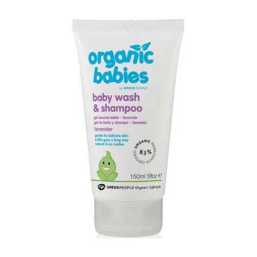 cuci bayi bayi organik