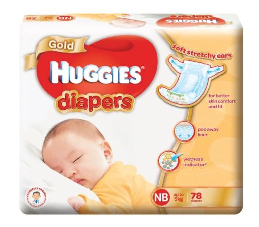 Huggies Gold best Diaper singapore