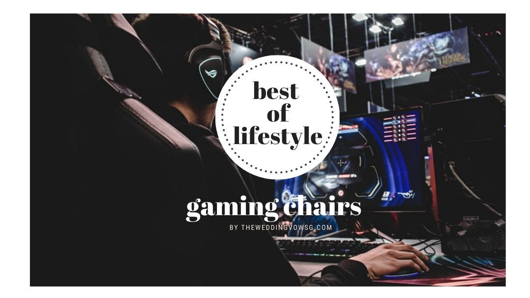 best gaming chairs singapore