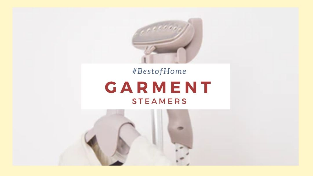 best garment steamers singapore