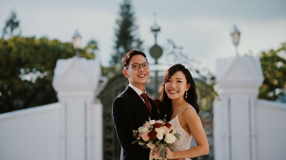 iriswave noteworthy wedding videographers