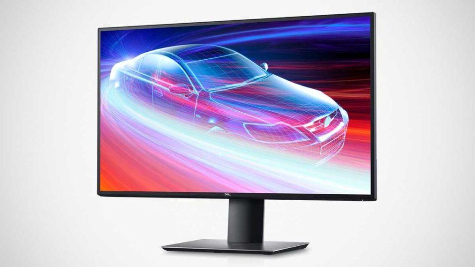 best computer monitor singapore Dell UltraSharp 27 4K USB-C Monitor U2720Q