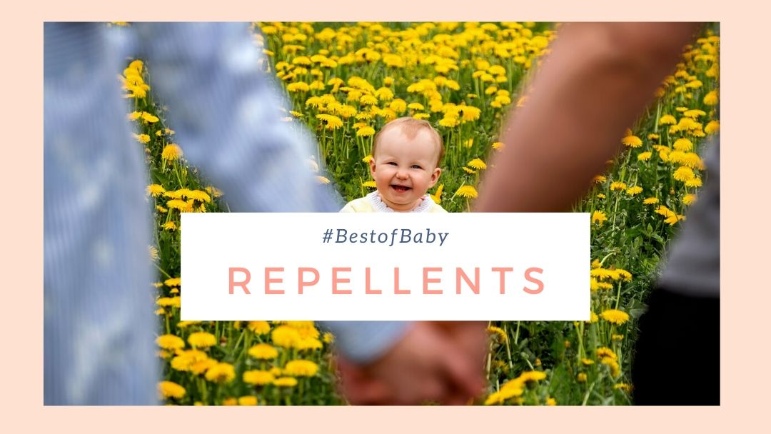 best mosquito repellents singapore for baby