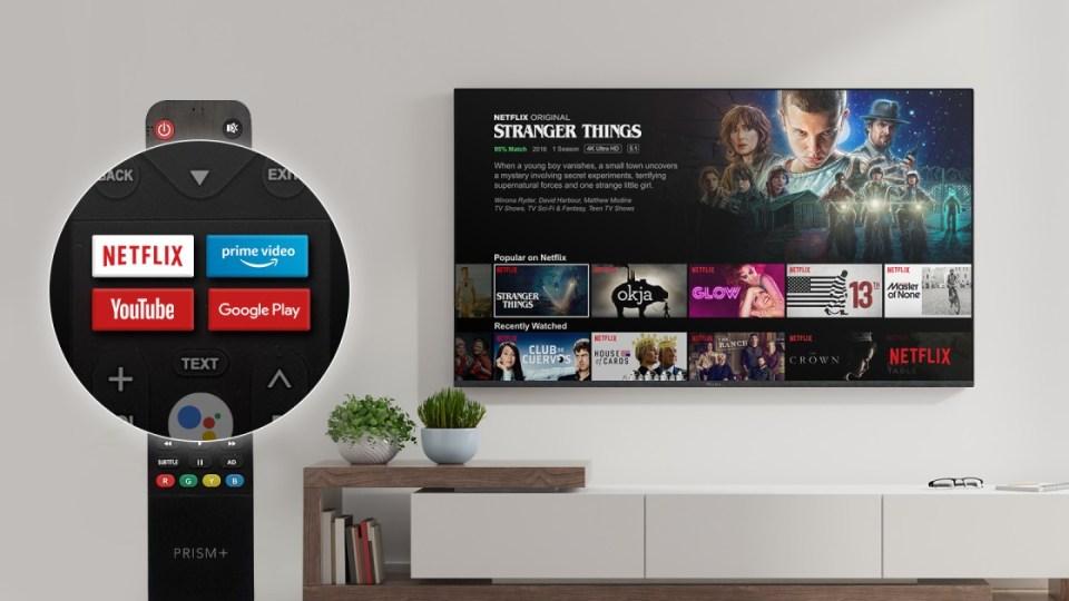 prism smart tv