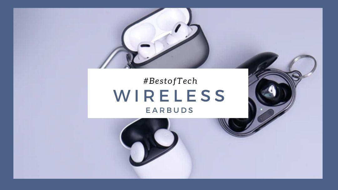 13 Best Wireless Earbuds In Singapore Best Of Tech 2020
