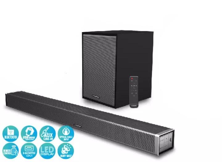 Vinnfier Hyperbar 800 best soundbars malaysia