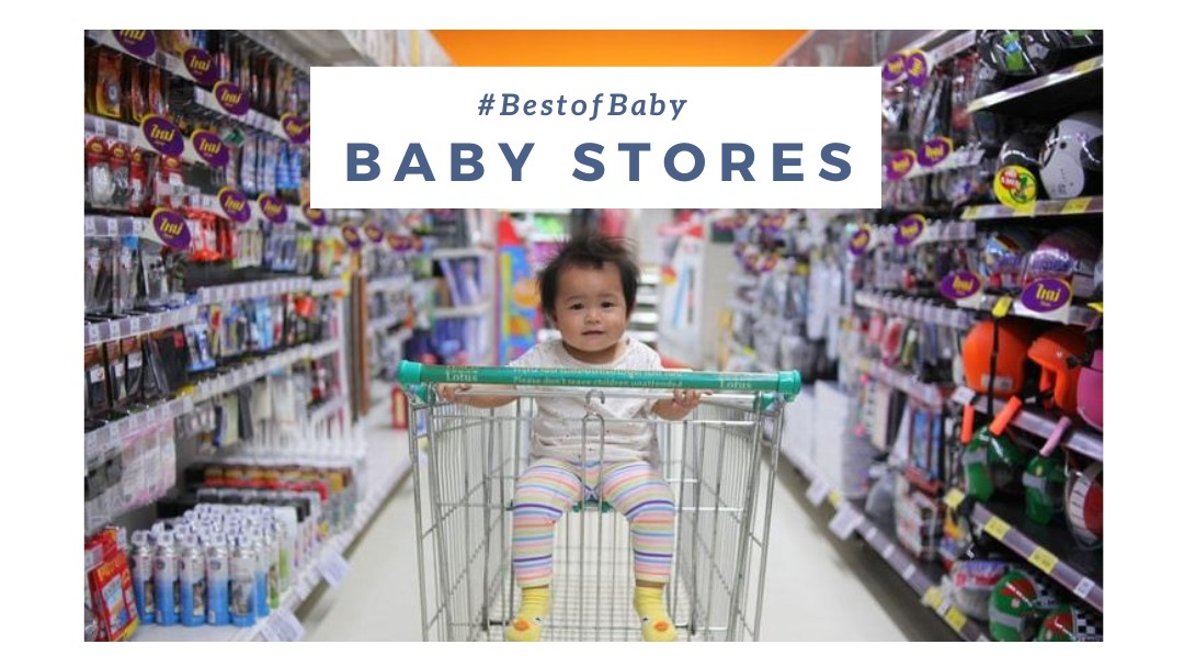baby stores singapore
