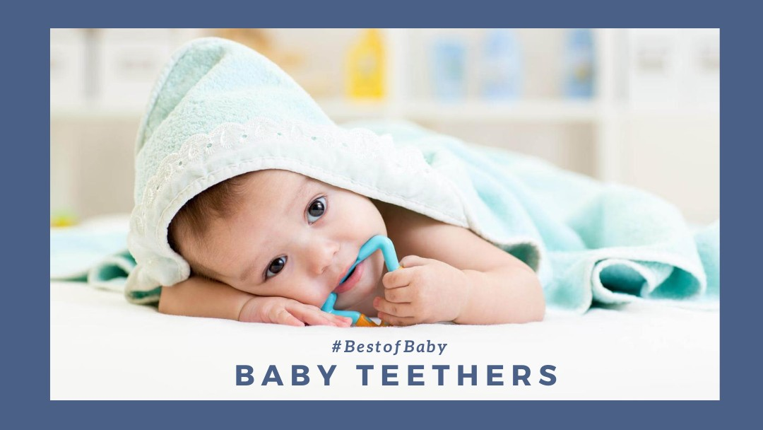 baby teether singapore