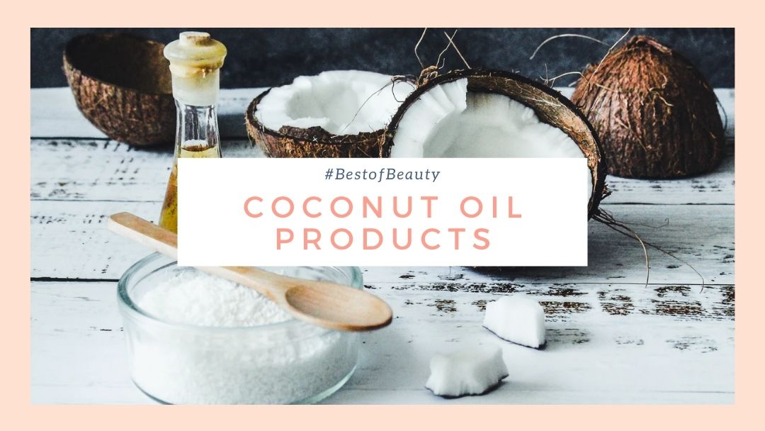 coconut oil products singapore