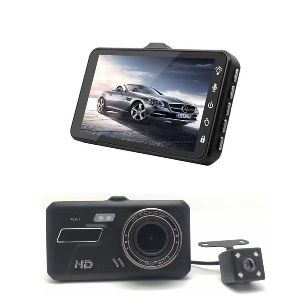 7-Star DVR Dashcam Car Camera Singapore