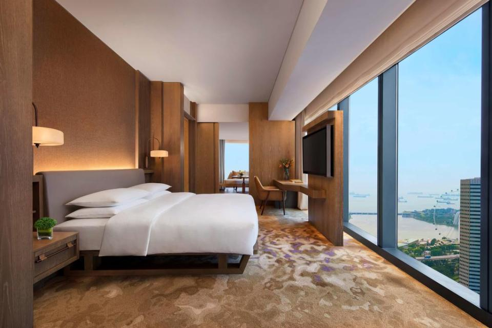 Andaz Best Staycation Singapore
