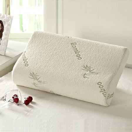 Bamboo Foam Rebound Memory Pillow Malaysia