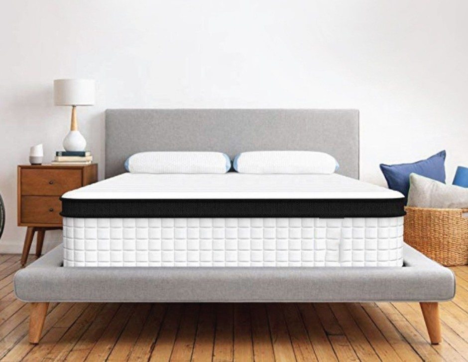 COMFORT LIVING UltraLux Hybrid Spring Mattress Philippines