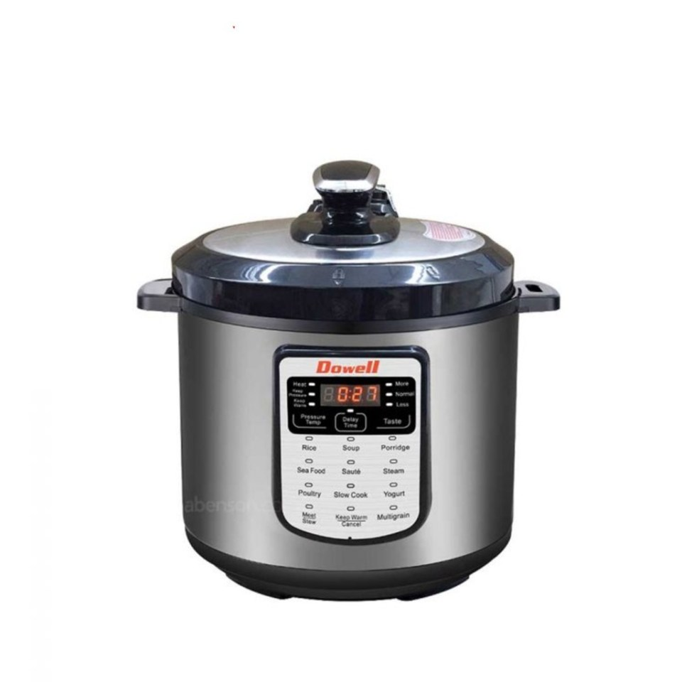Dowell EPC-707 6-in-1 Multi best pressure cookers philippines