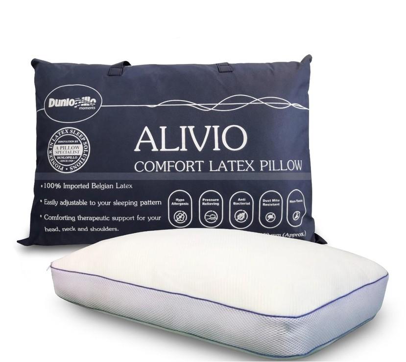 Dunlopillo Alivio Latex Pillow Malaysia