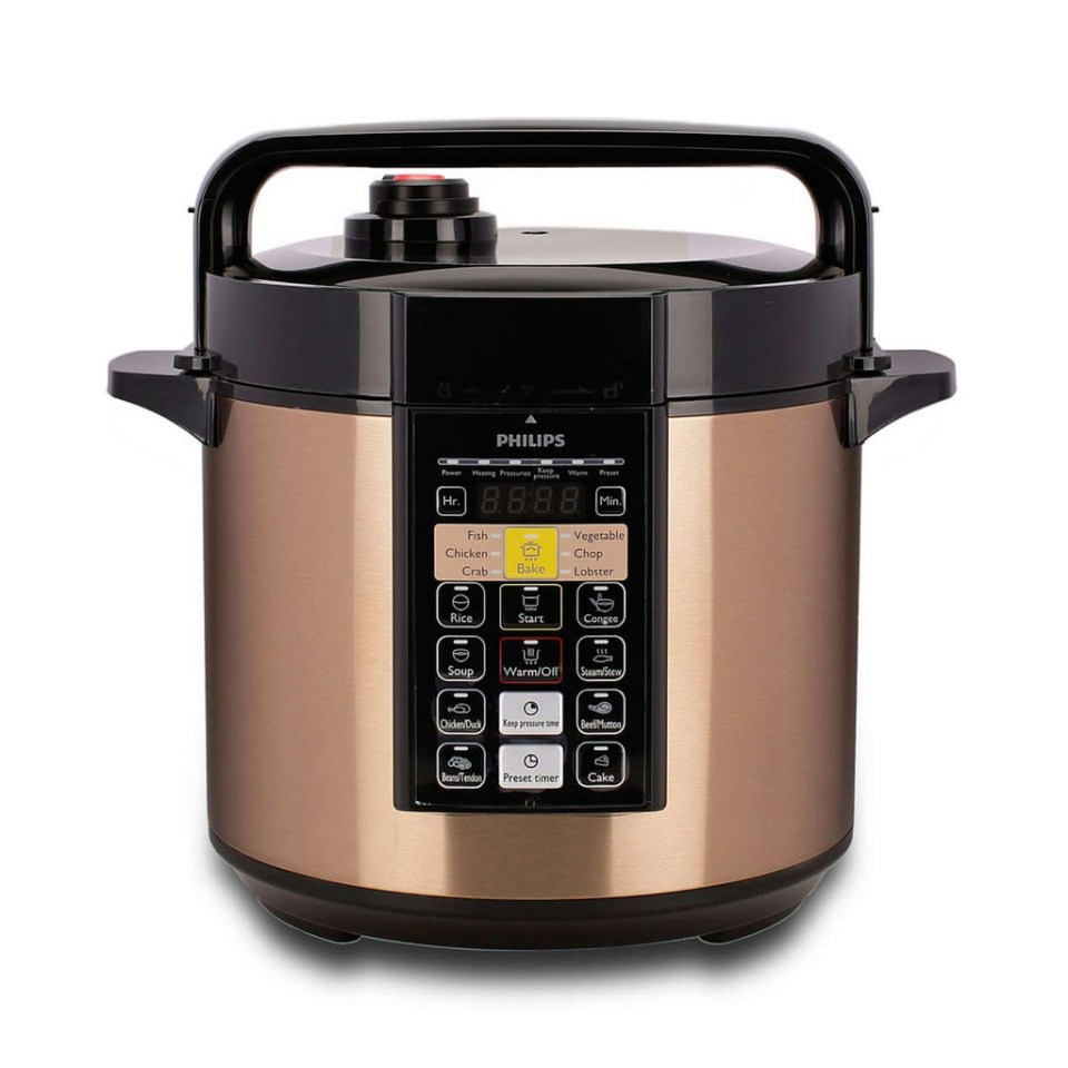 Philips HD2139 best Pressure Cooker Philippines