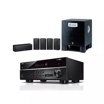 Yamaha MHT-585BL Digital Home Theatre