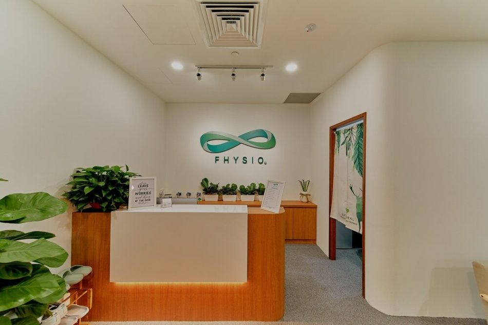 FHYSIO - Best Sports Massage Services in Singapore