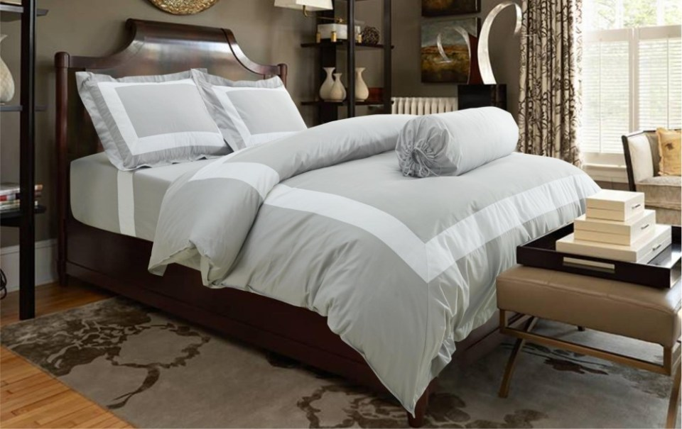 Hotelier Prestigio™ Fitted bed Sheets Set