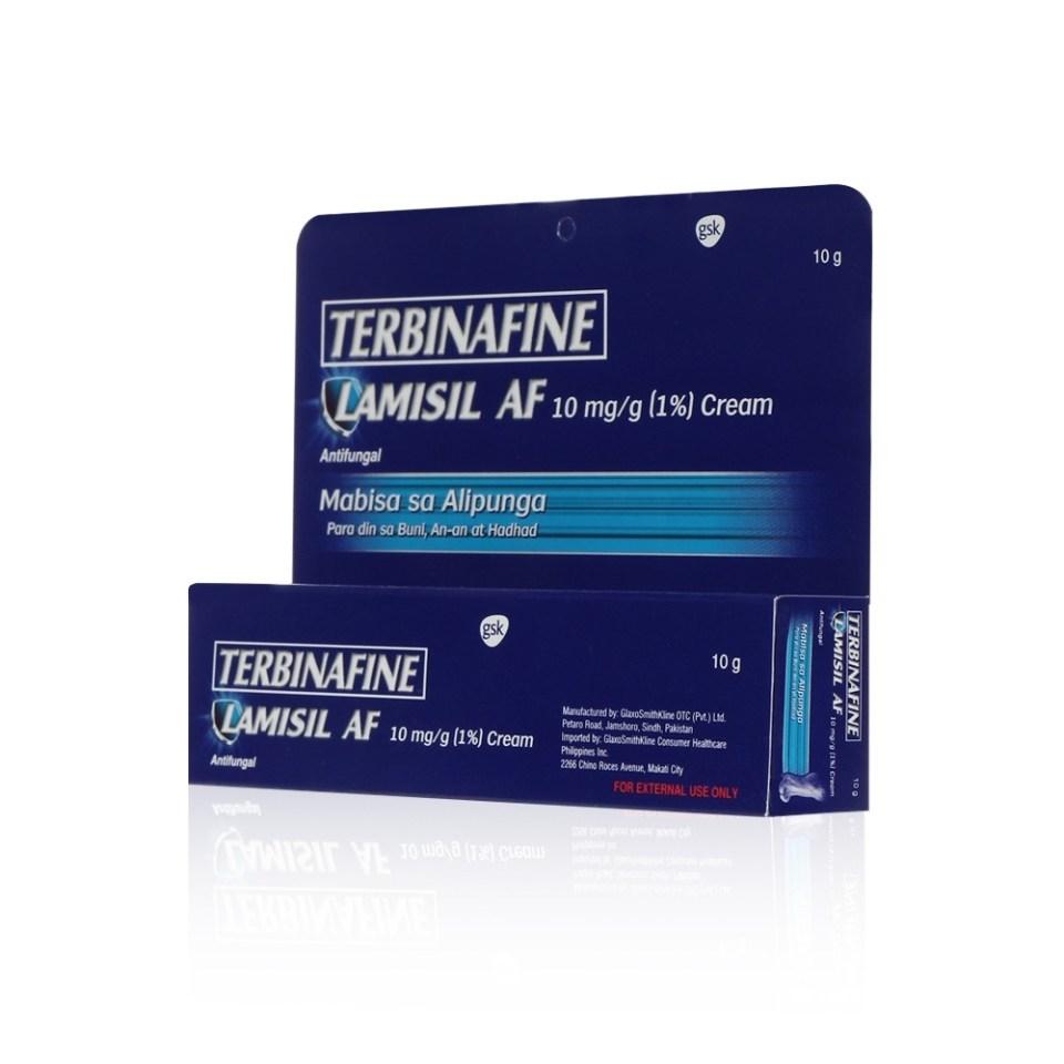 Lamisil 1% Cream for Antifungal Treatment