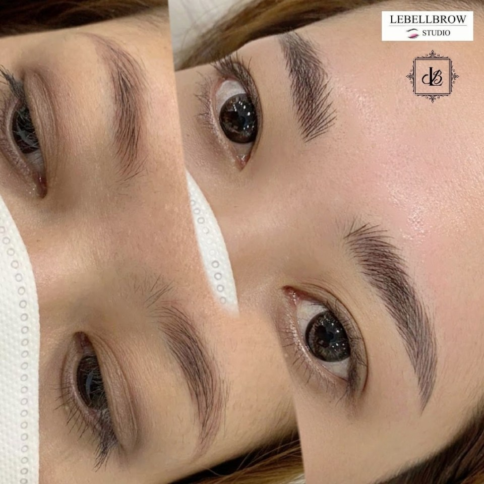 Lebellbrow Studio - Best Eyebrow Embroidery Services in Singapore