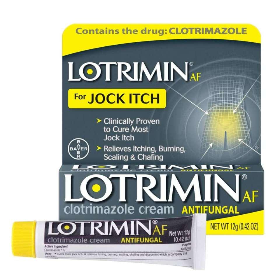 Lotrimin Clotrimazole Antifungal Cream Philippines